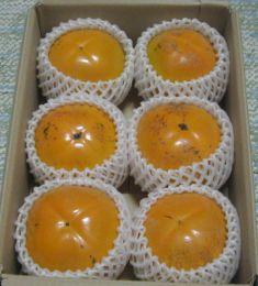 太秋柿(青秀) 3Lサイズ