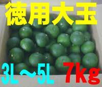 徳用大玉 3L〜5L混合 7kg